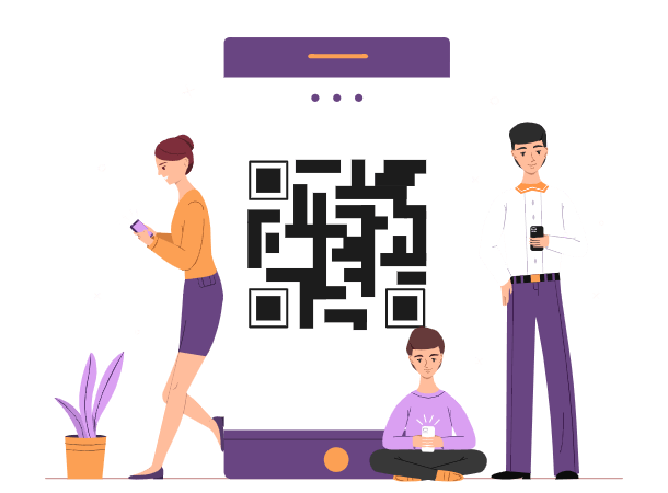 Table Ordering qr code